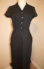 Banana Republic Pin Up Dot Vintage Style Dress 4