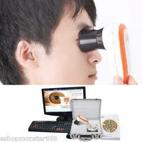 Eyes Care 5.0 Mp Iriscope Iris Analyzer Iridology Camera Usb + Pro Iris Software