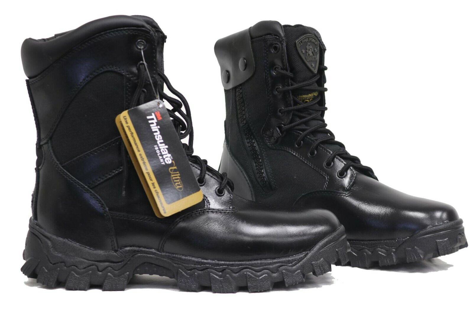 Stiefel 10 Eu RKYD011 Stil Taktische Wasserfest Force Alpha