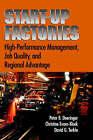 Startup Factories: High Performance Management, Job Quality and Regional Advantage by David G. Terkla, Christine Evans-Klock, Peter B. Doeringer (Hardback, 2002)