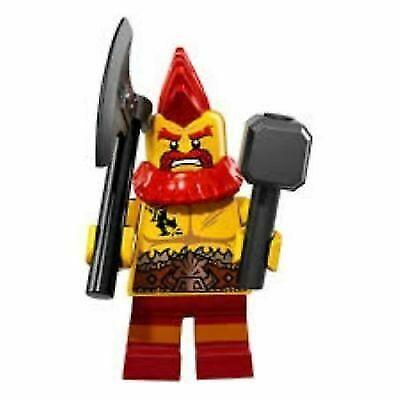 Lego Minifigure Series 17 Battle Dwarf for sale online | eBay