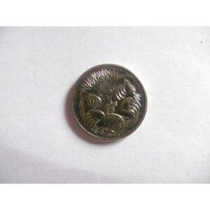 (a215)-australie-5 Cent 2007-etat Tb