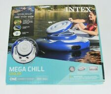 Intex 56822EP Mega Chill Inflatable Floating Cooler 35-Inch Diameter