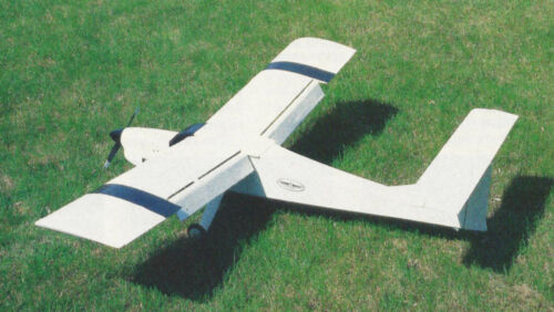Templates and Instructions 62ws Snowy Owl Sport Plane Plans