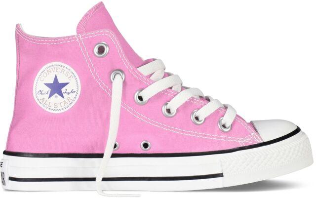 Converse All Star Hi Youth J SCHUHE 32 EU Pink