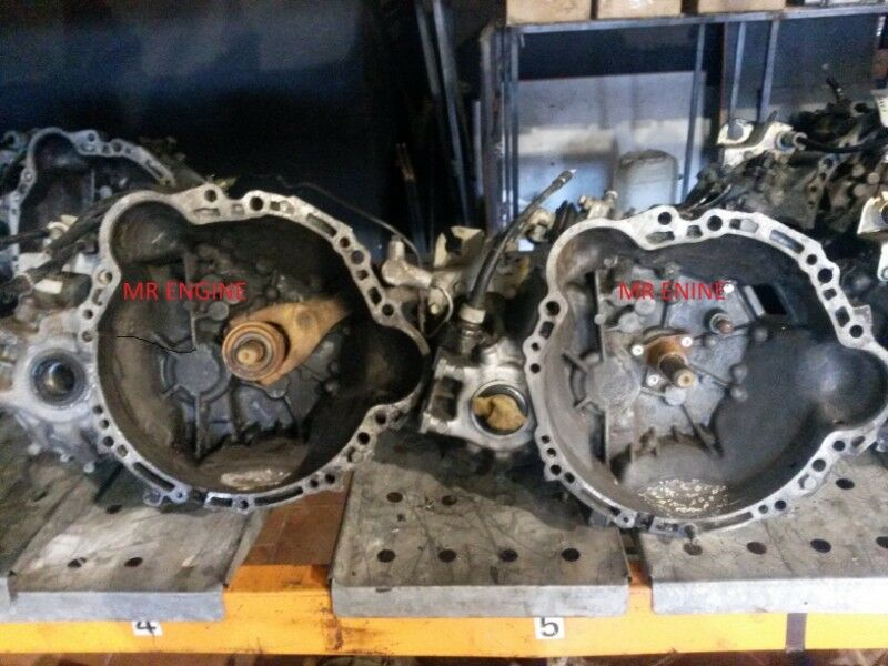 4A GEARBOX FOR SALE