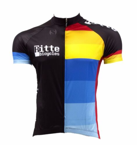 Ritte DOS Cycling Jersey X-Large Race Fit