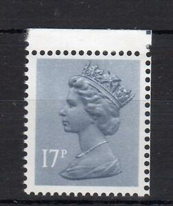 17p MACHIN 2 BANDS + PCP UNMOUNTED MINT Cat £80