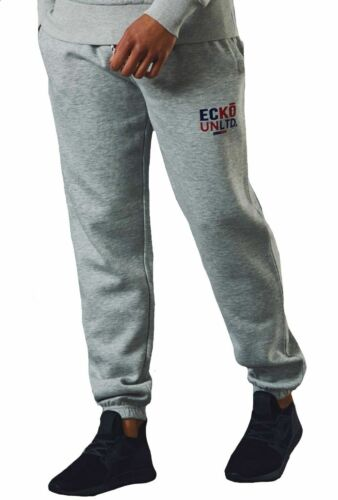 New Time Is Money Era Hip Hop Star G Gym Ecko Men/'s Designer Fleece Jog Pants