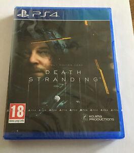 Death Stranding Jeu PS4 Neuf Sous Blister