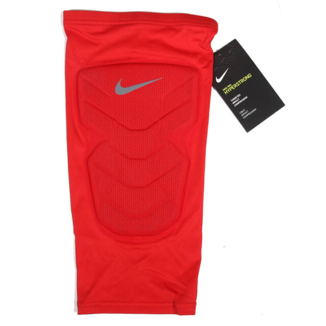Buy Nike Pro Combat Hyperstrong Basketball Knee Pad Xxl 2xl Red
