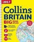 2017 Collins Big Road Atlas Britain von Collins Maps (2016, Taschenbuch)