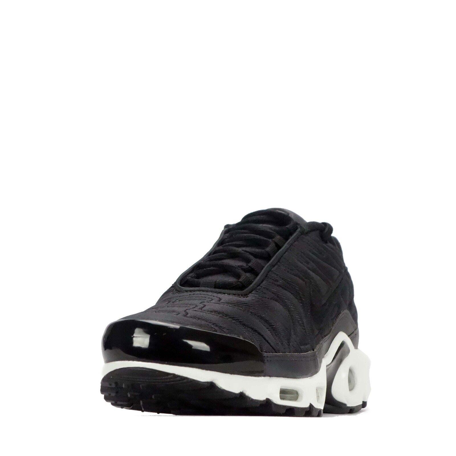 NIKE AIR MAX PLUS SE ZN Tuned gesteppt Damen Schuhe / in metallischem Hämatit / Schuhe 1adf5f