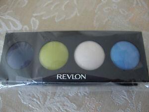 REVLON-Electric-POP-712-ILLUMINANCE-Creme-EyeShadow-Lot-of-3-New-SEALED