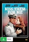 Kiss Them For Me (DVD, 2012)
