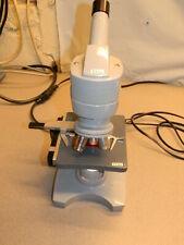 American Optical Model Sixty 60 Spencer Monocular Microscope 10x 43x 100x Obj