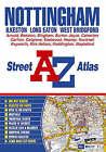 Nottingham, Ilkeston, Long Eaton, West Bridgford, Street Atlas by Great Britain, Geographers' A-Z Map Company (Paperback, 2004)
