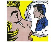 Roy Lichtenstein Poster Kunstdruck Bild Thinking of him 60x80cm Offset Portofrei