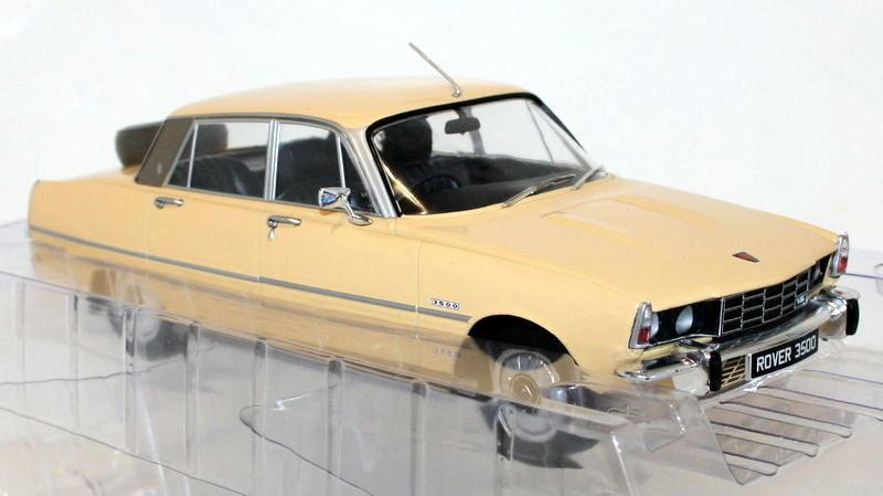 tienda de bajo costo MGC 1 1 1 18 escala MCG18046-Rover 3500 V8 RHD-Amarillo Coche Modelo  ventas en linea