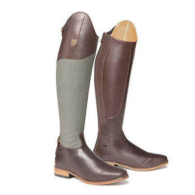 *BRAND NEW 2015* Mountain Horse Serengeti High Rider - Brown & Olive