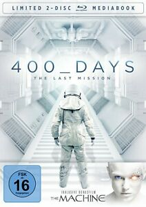 400-Days-The-Last-Mission-MediaBook-2-BLU-RAY-NUOVO
