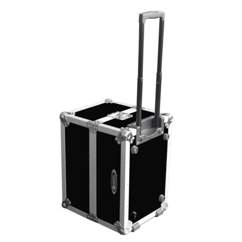 Odyssey Flight Zone® FZLP120HW Vinyl Utility Case For 120 LP Records