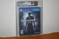 Uncharted 4: A Thief's End (PS4 Playstation 4) NEW SEALED MINT GOLD VGA 95+!