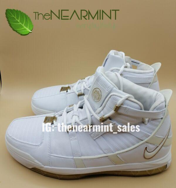 Size 12 - Nike Zoom LeBron 3 West Coast