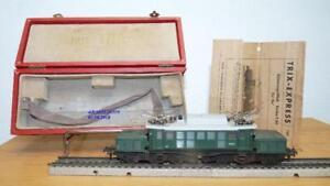 Trix Express # 20/60 760 Motrice E94 007 Db Bo