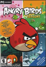 PC ANGRY BIRDS SEASON for PC SEALED NEW