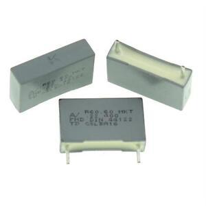 20x marché-condensateur radial 0-22µf 400v DC; rm15; r60mi3220zl30k; 220nf-r radial 0-22µF 400V DC ; RM15 ; R60MI3220ZL30K ; 220nFafficher le titre d`origine 22I2pi4F-07135456-412381984