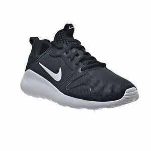833411-010 Nike Kaishi 2.0 Running Shoes Black/White Sizes 8-12 NIB