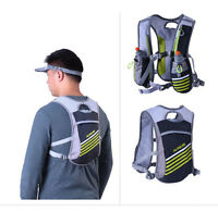 Outdoor Hydration Vest Pack Backpack Race Running For Mochilas Trail Marathoner