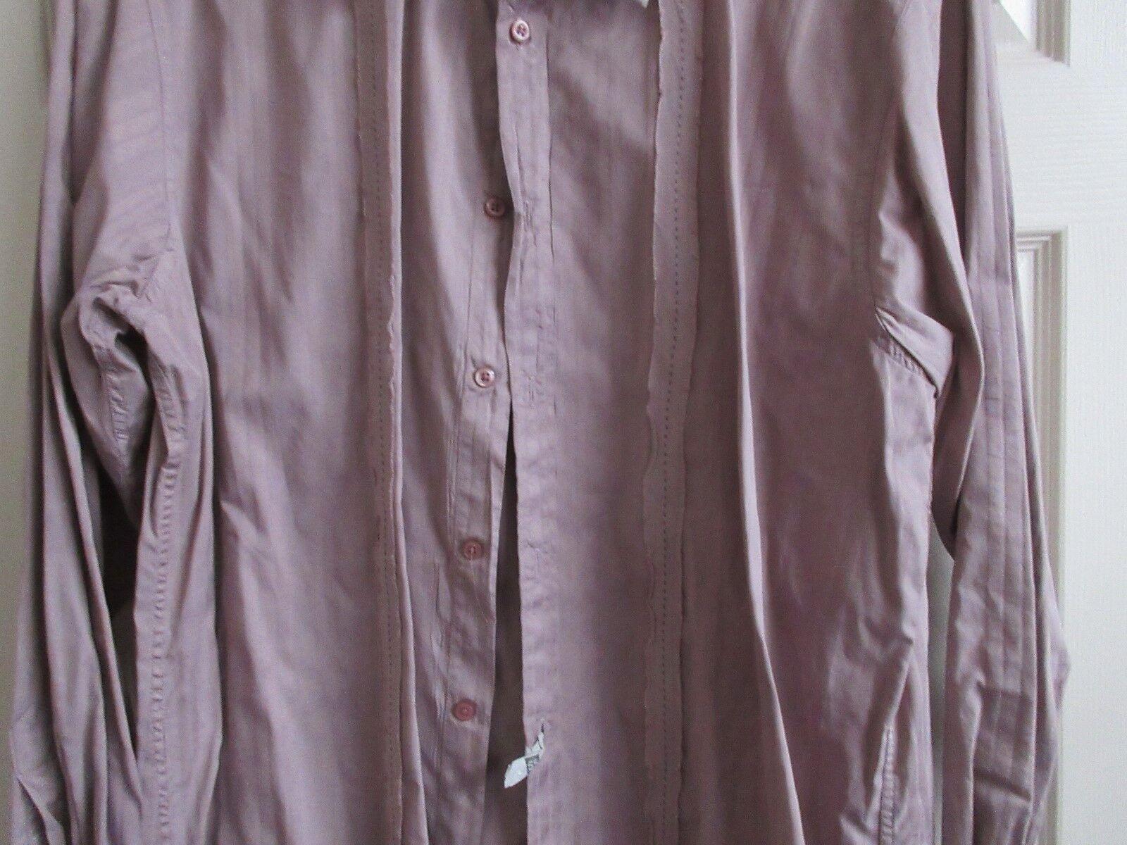 Guess , Men's Long Sleeve Shirt , XX-Large , 100% Cotto