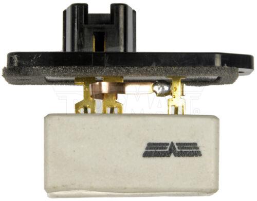 HVAC Blower Motor Resistor Dorman 973-212 fits 98-02 Toyota Corolla