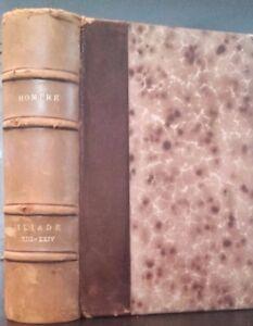 Homer-Iliade-T-3-P-Mazon-1938-I-Belle-Lettere-Parigi-ABE