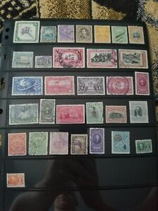 Costa-Rica-Stamp-Collection-Used-Includes-some-classics-Y20