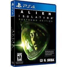 Alien: Isolation - Survival-Horror Stealth Xenomorph PS4  ALIENS