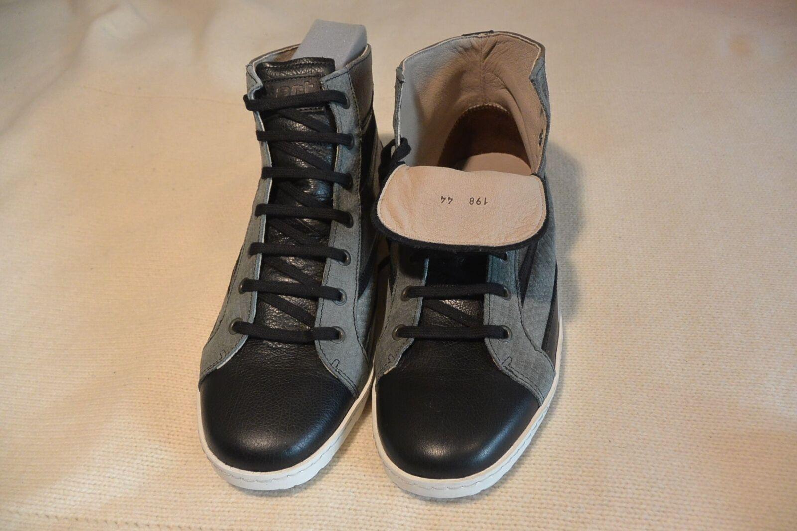 The ART Company GAUCHO-44 Schuhe  Stiefel Boots Echtleder BLACK