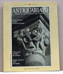 Original Antiquariato [n 90 - Febbraio 1988]