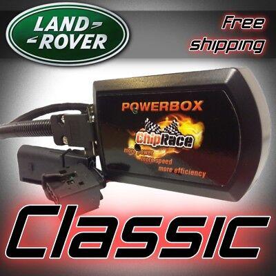 Centralina Aggiuntiva Land Rover Evoque 2.2 TD4 150 CV Chip Tuning Box