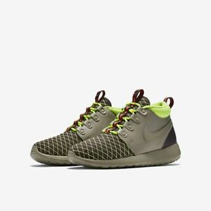 68969b5003c04 NIKE ROSHE ONE MID WINTER GS KIDS SHOES CHOOSE YOUR SIZE