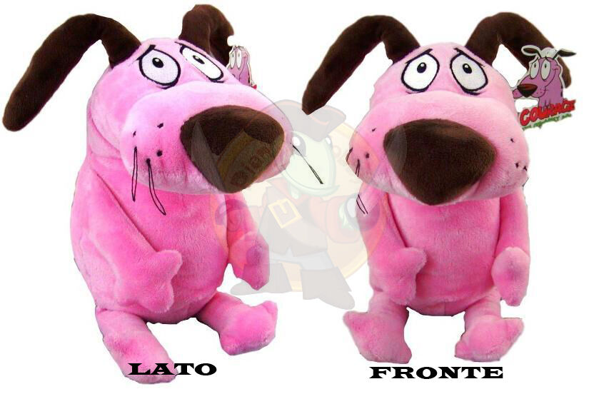 Leone the Dog Fifone - leone soft toy size 5 BEST QUALITY'  (40x20x25)