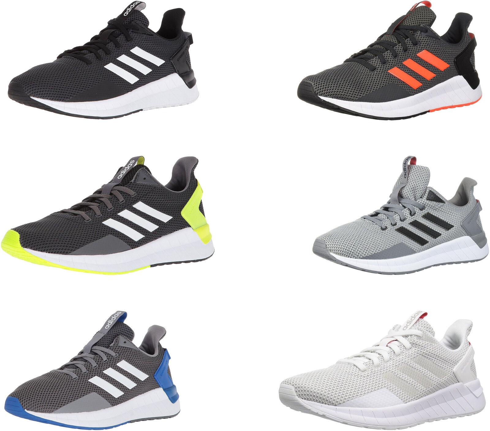 official photos a8d6d 671bb adidas Mens Questar Ride Running Shoes, 6 Colors