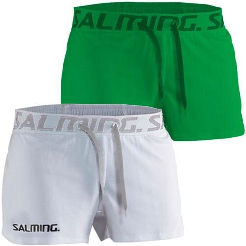 Salming Regina Femmes Handball Sport Entraînement Fitness Short 1194627 NEUF