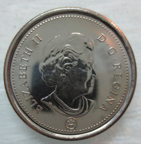 2012 CANADA 10¢ BRILLIANT UNCIRCULATED DIME