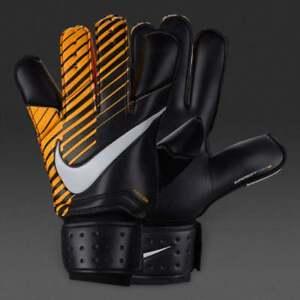 Details Zu Nike Grip 3 Tw Torwart Fussball Handschuhe Gs0347 010 Schwarz Orange