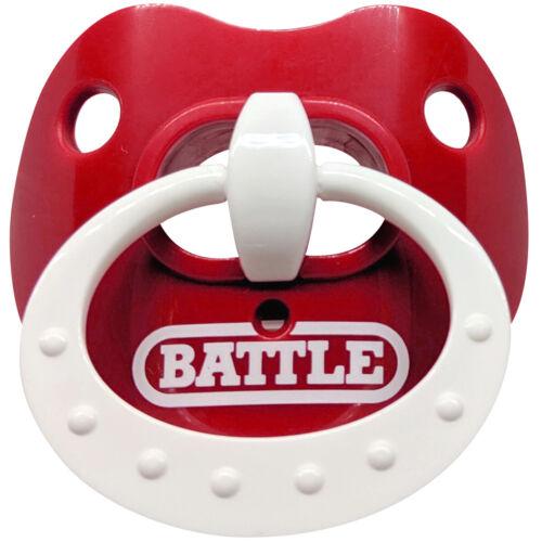 Battle Sports Science Binky Oxygen Lip Protector Mouthguard