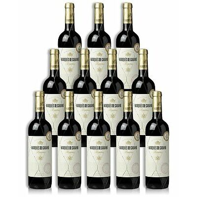 Marques De Carano Reserva 2010 (12 Bottles)