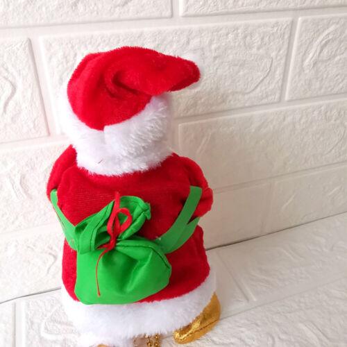 Santa Spielzeug Musikspielzeug Elektrisches Treppensteigen-Spielzeug